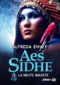 Couverture Aes Sidhe, tome 1 : La meute maudite Editions Milady (Emma) 2020