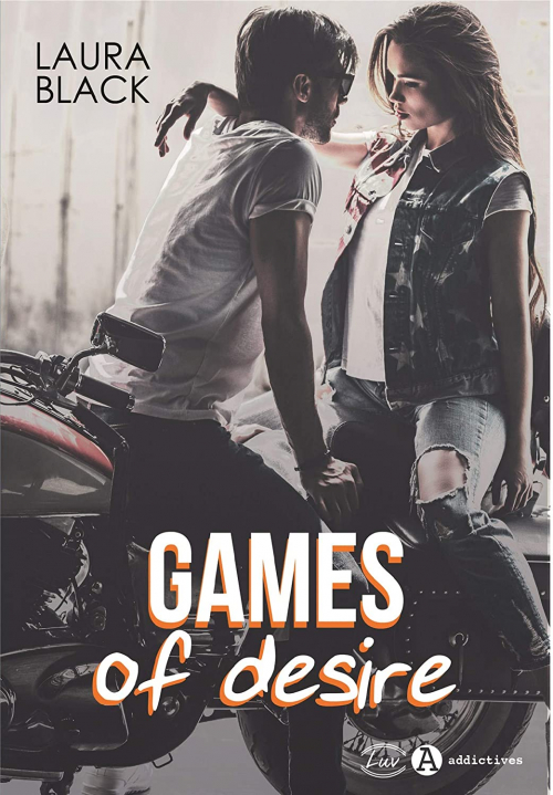 Couverture Games of Desire