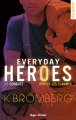 Couverture Everyday Heroes, tome 2 : Combust Editions Hugo & cie (New romance) 2020