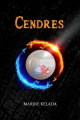 Couverture Cendres Editions Books on demand 2019