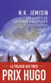 Couverture Les Livres de la terre fracturée, tome 3 : Les Cieux pétrifiés Editions J'ai Lu (Science-fiction) 2020