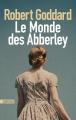 Couverture Le Monde des Abberley Editions Sonatine 2020