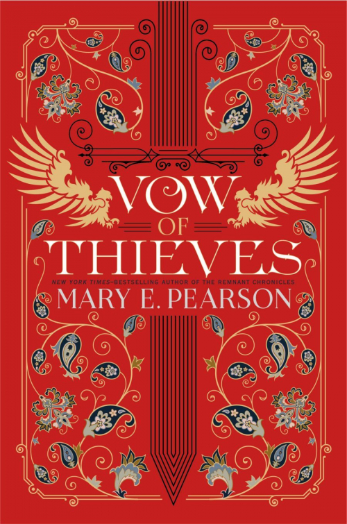 Couverture Dance of Thieves, tome 2 : Vow of Thieves