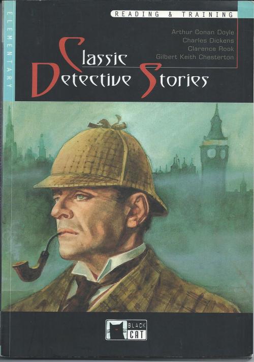 Couverture Classic Detective Stories