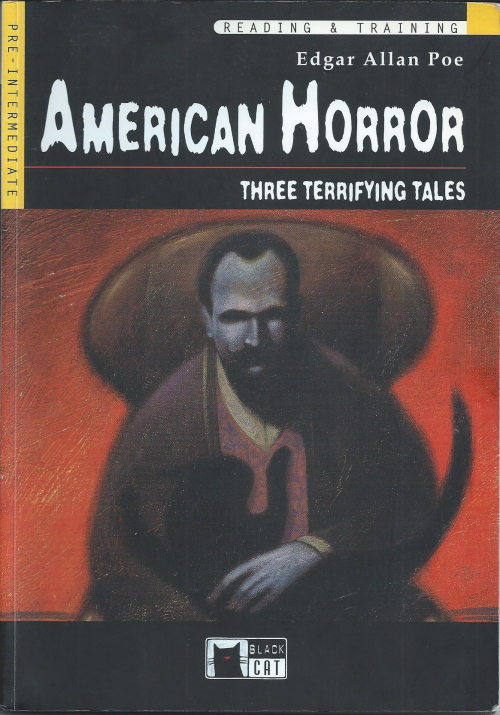 Couverture American Horror : Three terrifying tales
