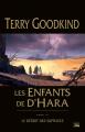 Couverture Les Enfants de D'Hara, tome 3 : Le Désert des Supplices Editions Bragelonne 2020