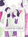 Couverture Radium Girls Editions Glénat 2020