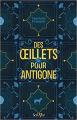 Couverture Des oeillets pour Antigone Editions Scrineo (Roman) 2020