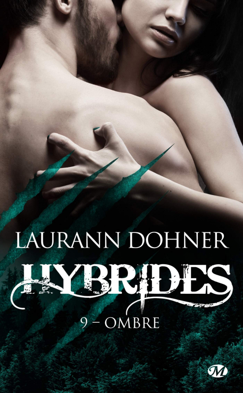 Couverture Hybrides, tome 9 : Ombre
