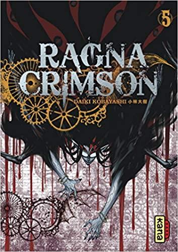 Couverture Ragna Crimson, tome 5