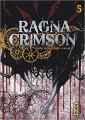 Couverture Ragna Crimson, tome 5 Editions Kana (Dark) 2020