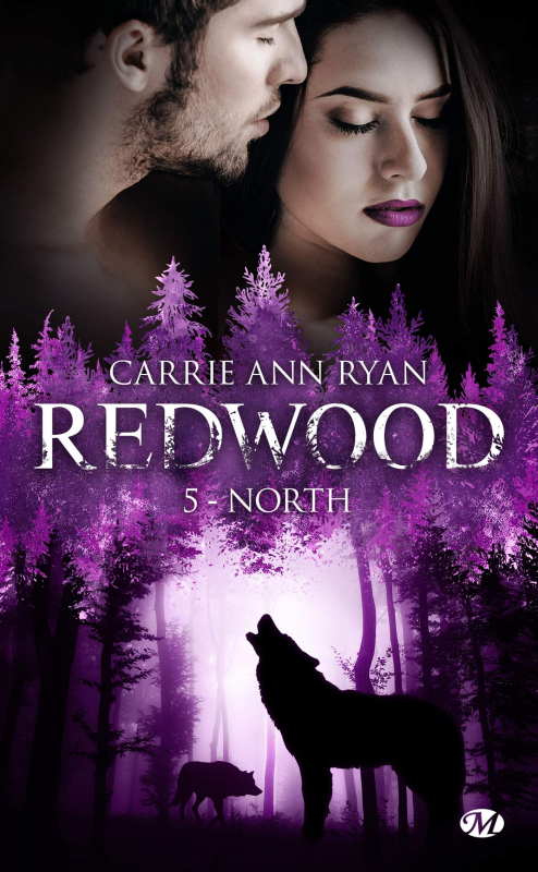 Couverture Redwood, tome 5 : North