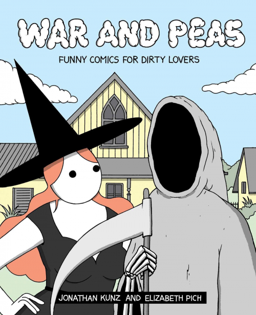 Couverture War and Peas