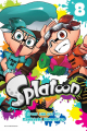 Couverture Splatoon tome 8 Editions Soleil 2019