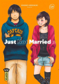 Couverture Just not married, tome 1 Editions Kana (Big) 2020