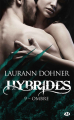 Couverture Hybrides, tome 9 : Ombre Editions Milady (Bit-lit) 2020