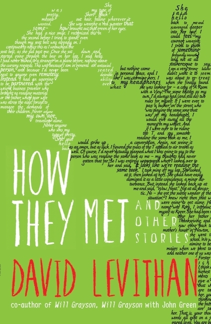Couverture How They Met and Other Stories