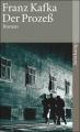 Couverture Le procès Editions Suhrkamp 2005