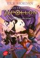 Couverture Les travaux d'Apollon, tome 4 : Le tombeau du tyran Editions Le Livre de Poche (Jeunesse) 2020