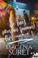 Couverture Je (ne) pourrais (jamais) t'encadrer ! Editions MxM Bookmark (Romance) 2020