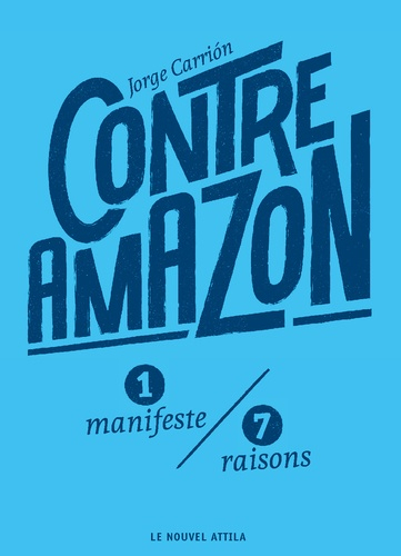 Couverture Contre Amazon