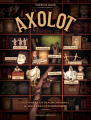 Couverture Axolot, tome 1 Editions Delcourt 2016