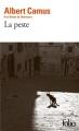 Couverture La Peste Editions Folio  2019