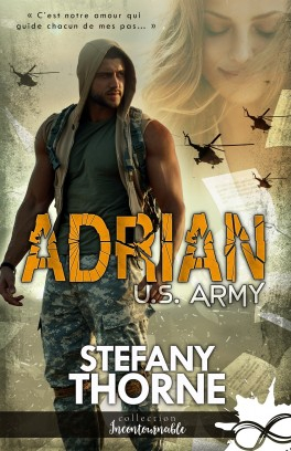 Couverture Adrian U.S. army