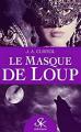 Couverture Le masque de loup Editions Sharon Kena 2020