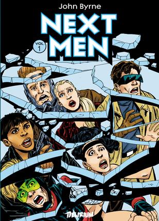 Couverture Next Men, tome 1