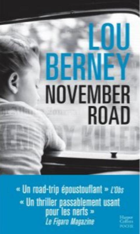 Couverture November Road