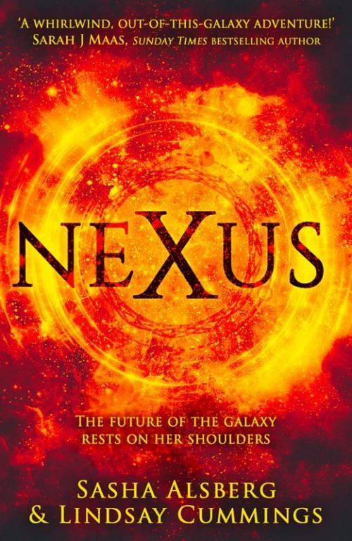 Couverture The Androma Saga : Nexus
