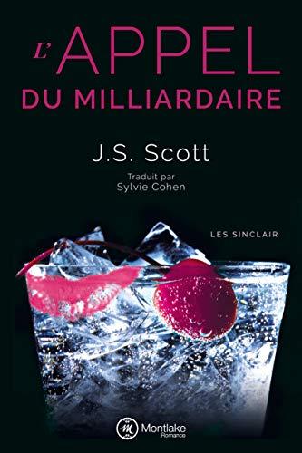 Couverture Les Sinclair, tome 4 : L'appel du milliardaire