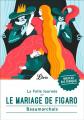 Couverture Le Mariage de Figaro Editions Librio 2019