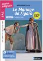 Couverture Le Mariage de Figaro Editions Nathan (Carrés classiques) 2019