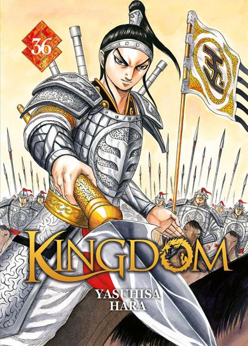 Couverture Kingdom, tome 36