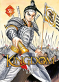 Couverture Kingdom, tome 36 Editions Meian 2020