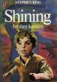 Couverture Shining : L'Enfant lumière / Shining Editions J'ai Lu 1979