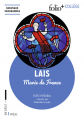 Couverture Lais / Les Lais Editions Folio  (+ Collège) 2019