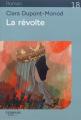 Couverture La révolte Editions Feryane 2018
