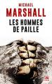 Couverture Les Hommes de paille Editions Bragelonne 2019