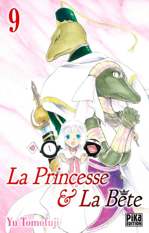 Couverture La princesse et la bête, tome 09
