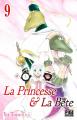 Couverture La princesse et la bête, tome 09 Editions Pika (Shôjo) 2020