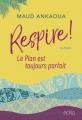Couverture Respire ! Editions Edito 2020