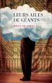 Couverture Leurs ailes de géants  Editions Les Escales 2020