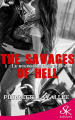 Couverture The savages of Hell, tome 1 : Le rugissement du guépard Editions Sharon Kena 2017