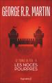 Couverture Le Trône de fer, tome 08 : Les Noces pourpres Editions Pygmalion (Fantasy) 2006