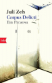 Couverture Corpus delicti, un procès Editions Btb 2010
