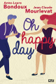 Couverture Oh happy day Editions 12-21 2020