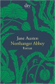 Couverture Northanger Abbey / L'abbaye de Northanger / Catherine Morland Editions dtv 2016